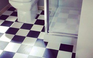tlc vinyl flooring recent works bathroom flooring