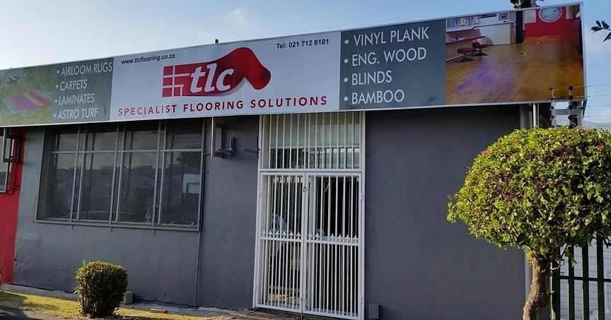 TLC Flooring Showroom