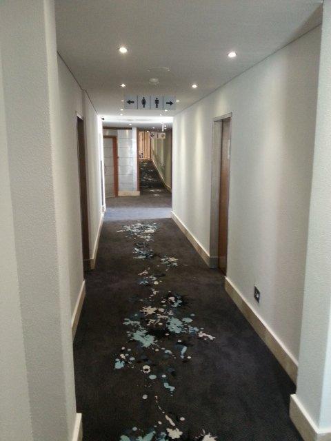 Protea Hotel Seapoint- Custom Designed Carpeting