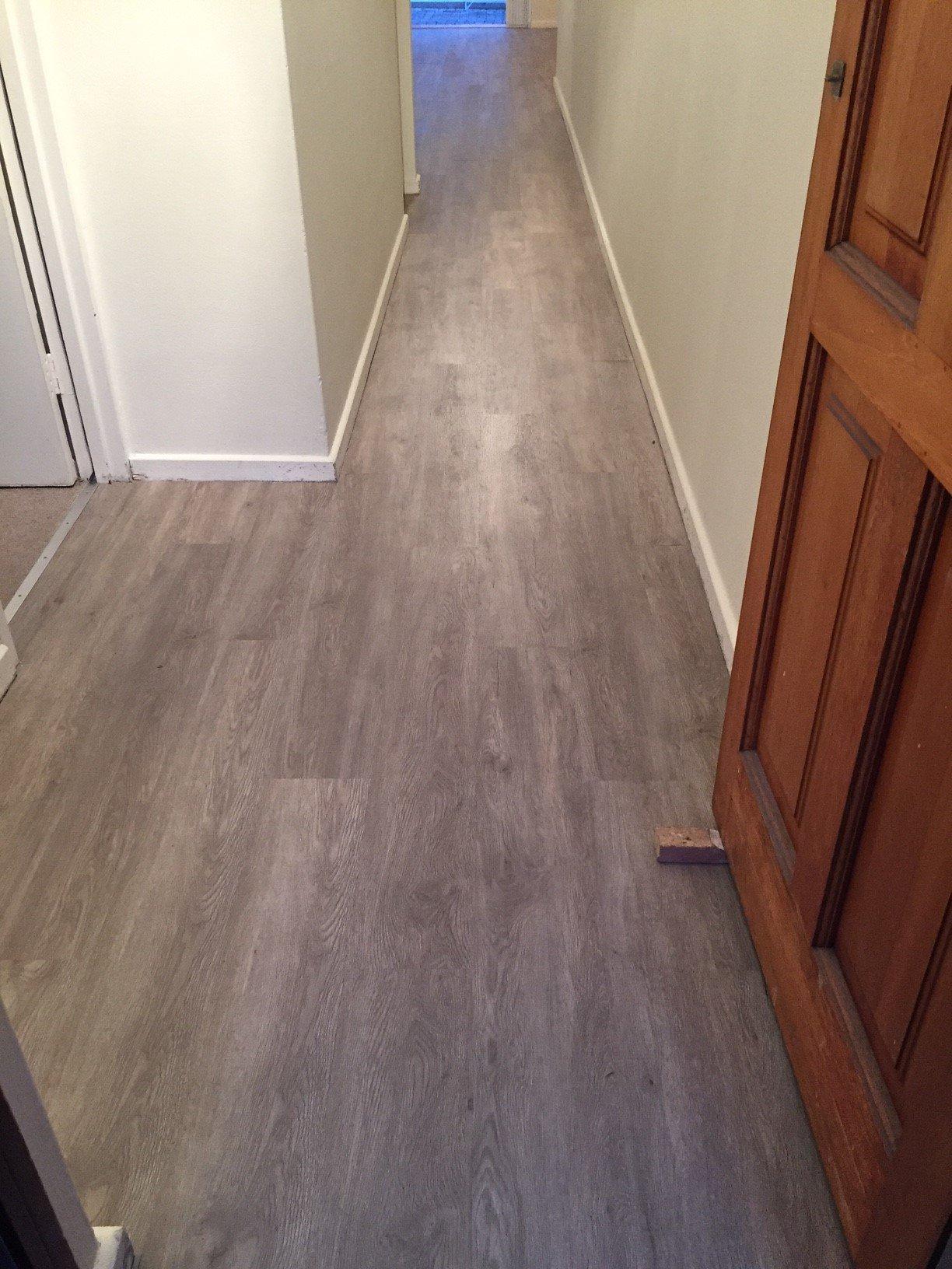 Robertson Installation floor