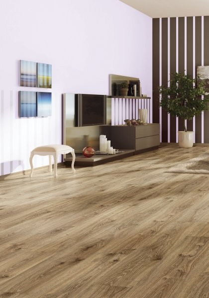 Flooring for big space
