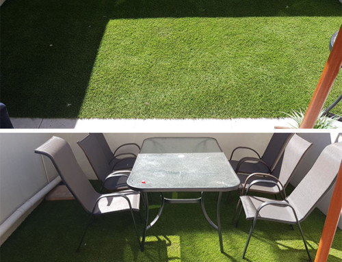Our Recent Artifical Grass Installation in Cape Town